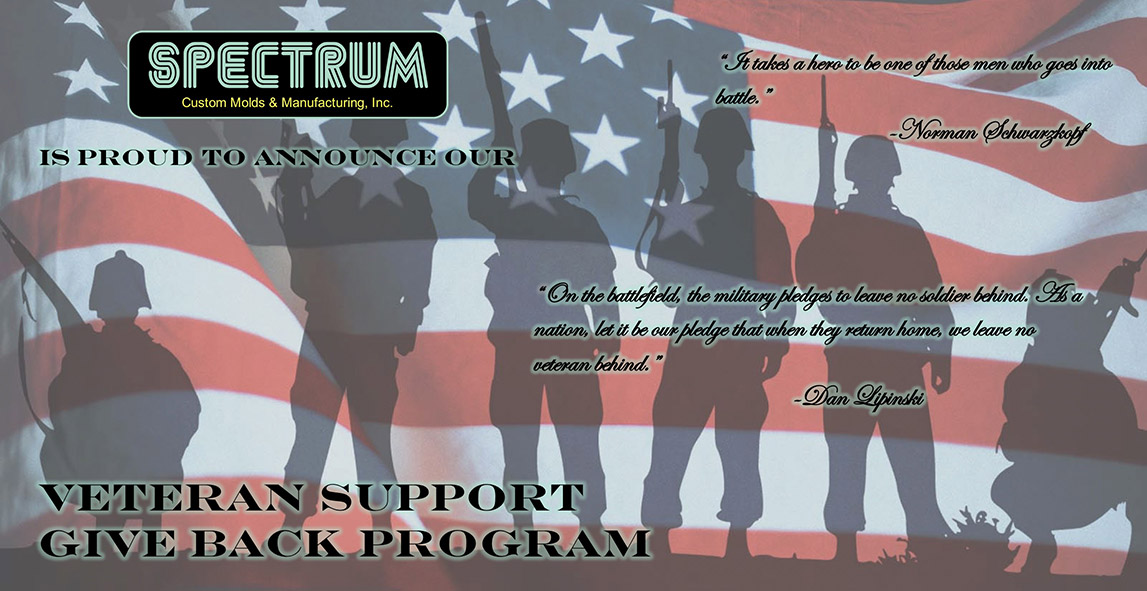 Veteran Give Back Program Logo