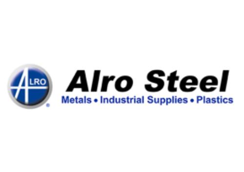 Alro Steel Company Logo
