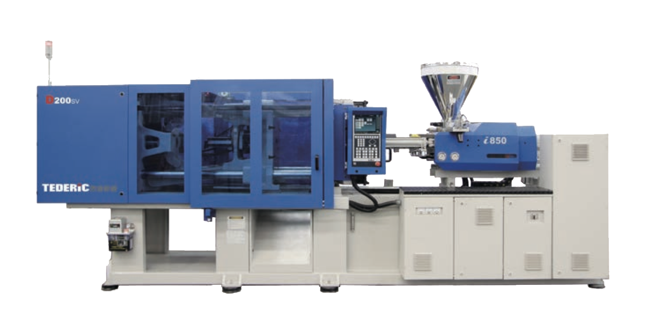 Spectrum Custom MFG Injection Machine