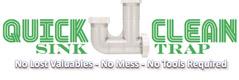 Quick Clean Sink Trap Logo