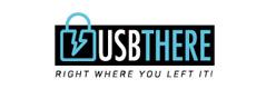 USBTHERE Logo