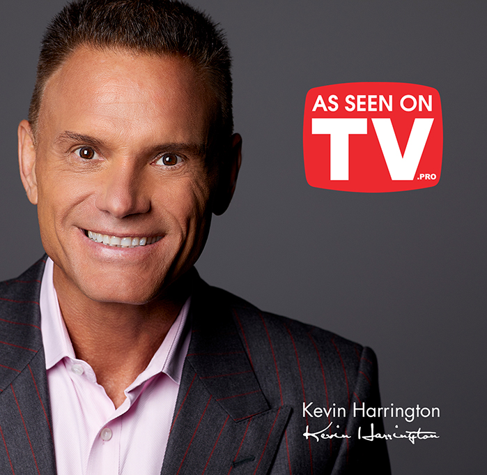 As Seen On Tv by Kevin Harrington